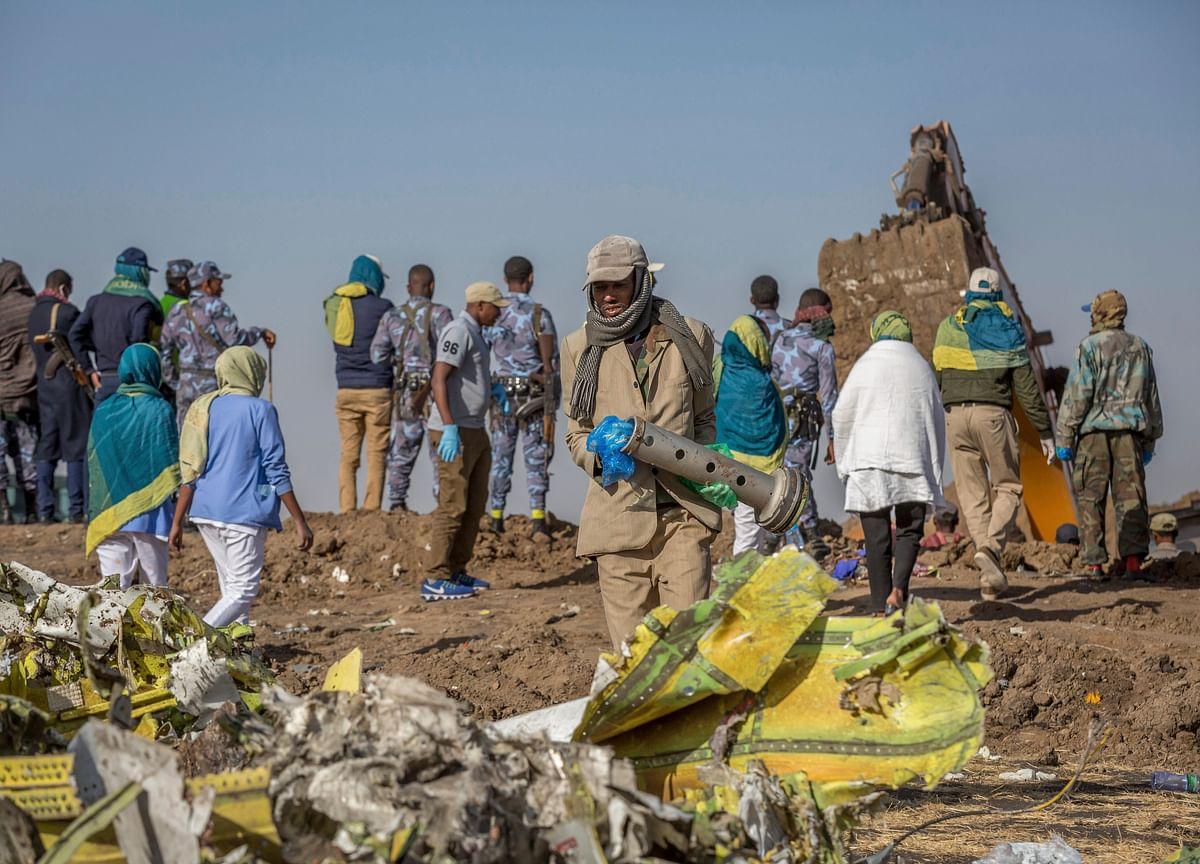 Ethiopia Aims to Send 737 Black Boxes to Europe in Snub to U.S.
