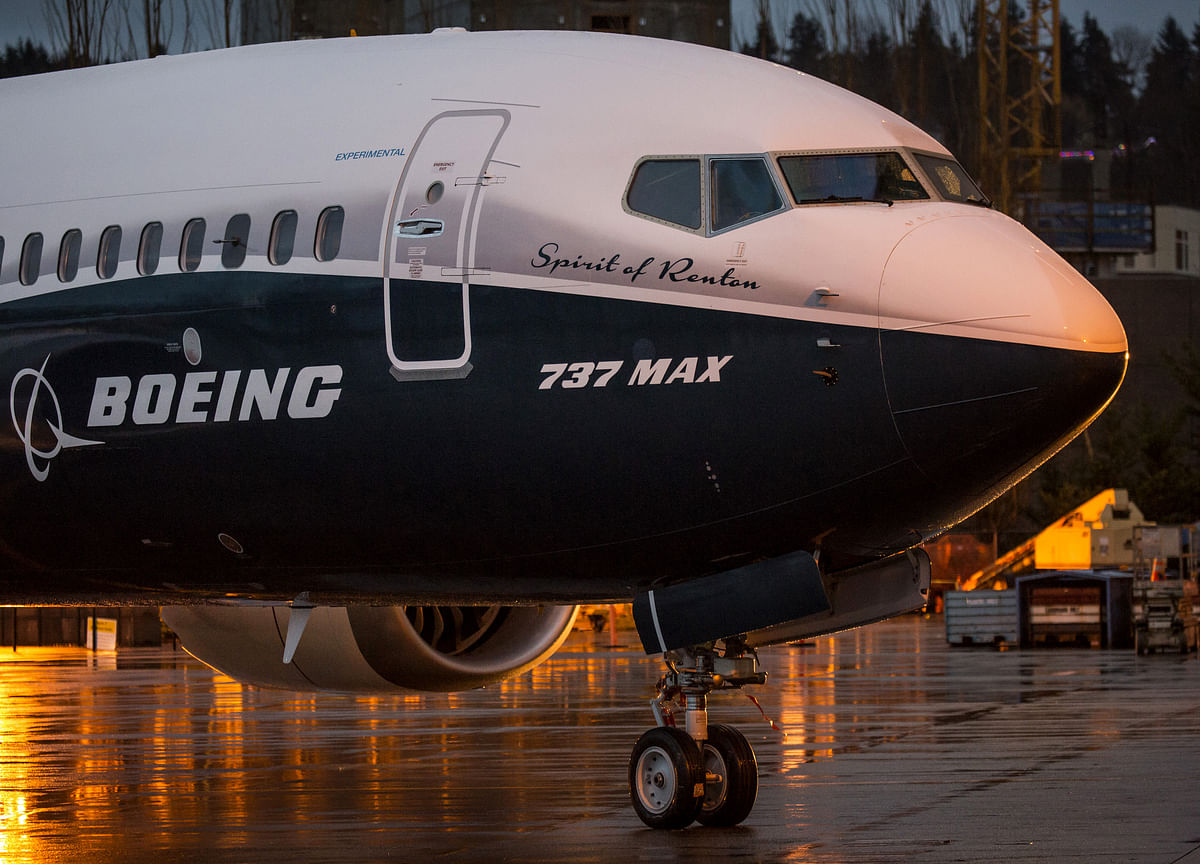 India Grounds Boeing 737 Max Planes