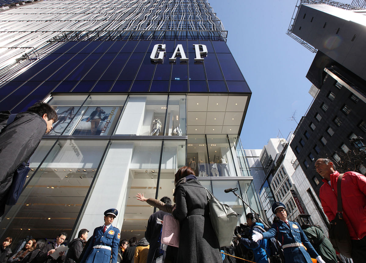Gap Will Need to Paddle When Old Navy Sets Sail