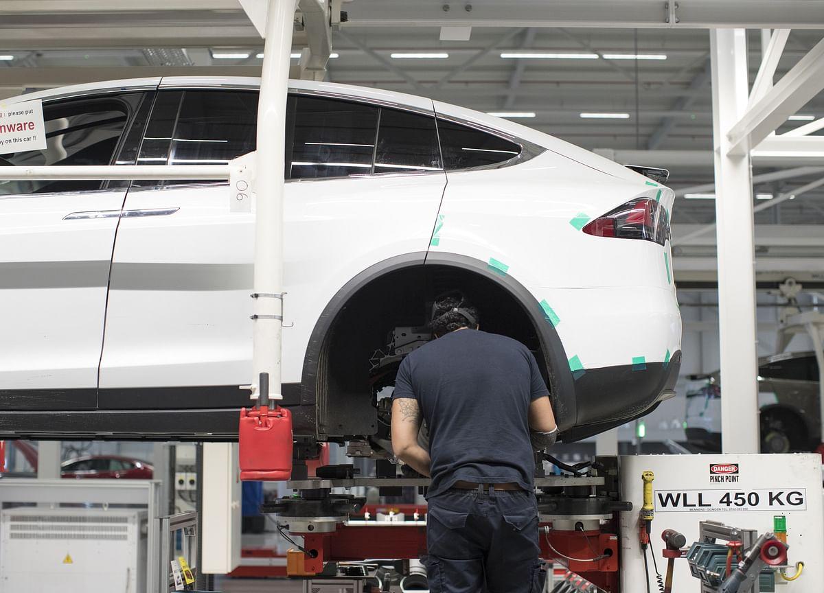 Tesla Staff's Lost Workdays Triple on Factory Injuries, Illness