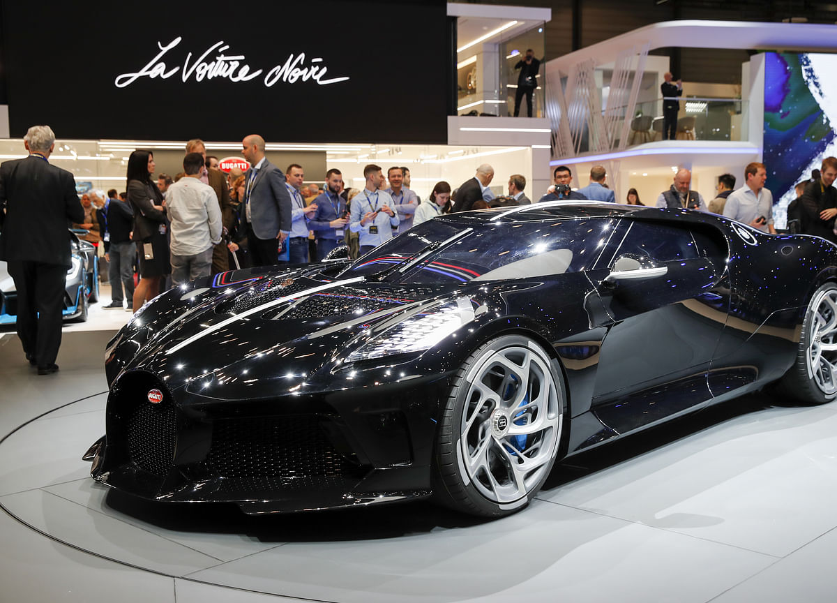 At $12.5 Million This Bugatti Is the Most Expensive New Car Ever