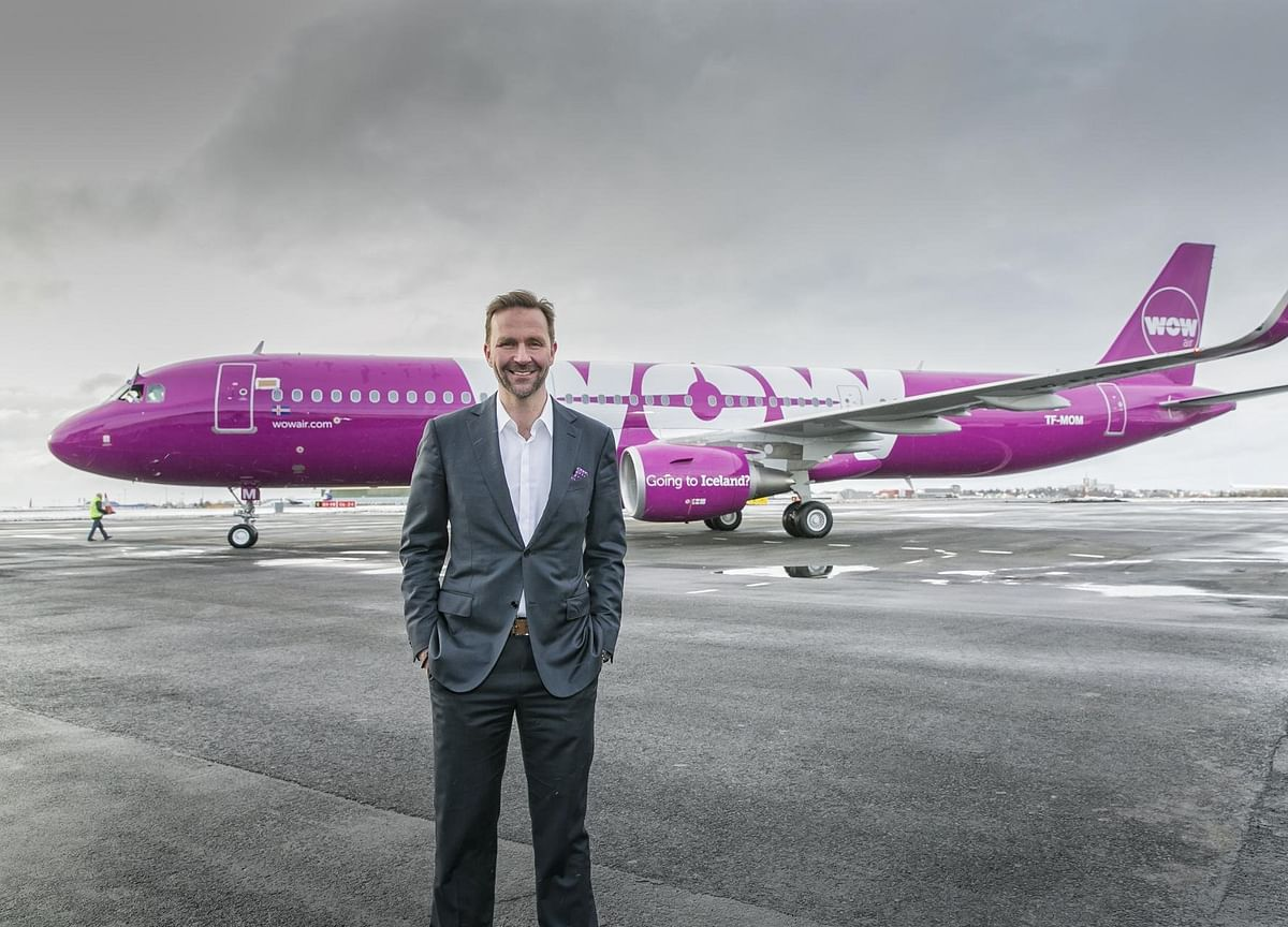 Iceland's Wow Air Shuts Down After Failing to Raise New Cash
