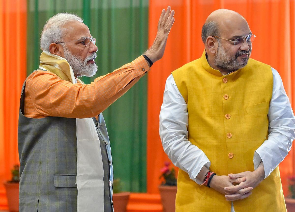 Tricky Rajya Sabha Polls Await BJP In 2022