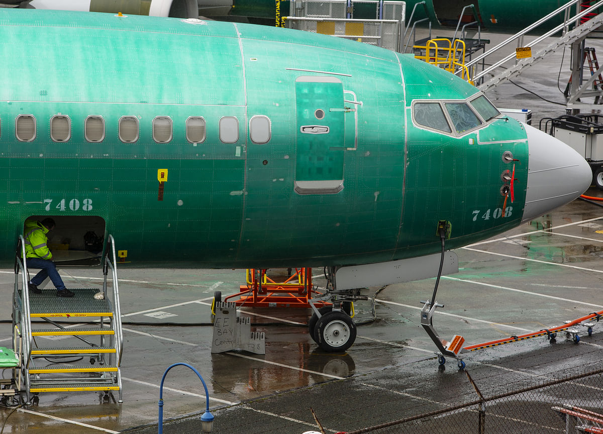 Lawmakers Seek Outside Review of 737 Max Fixes Prior to Flights