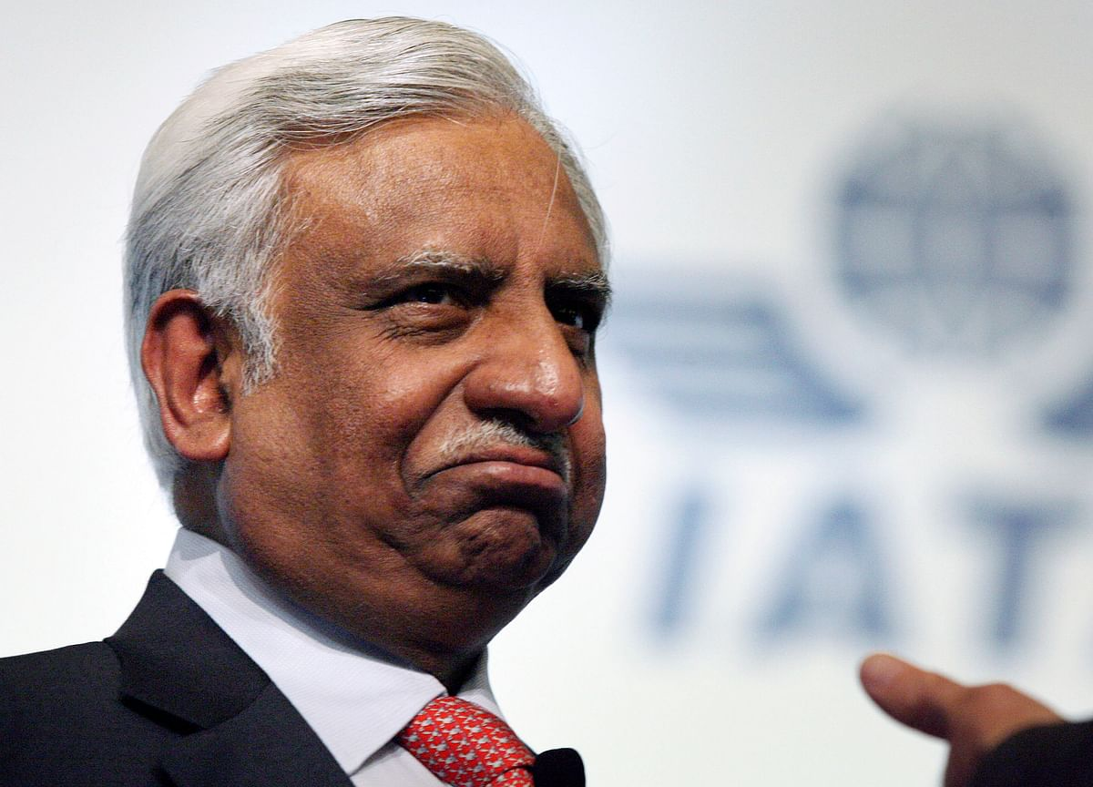 Jet Airways Founder Naresh Goyal Withdraws Plea To Visit Abroad