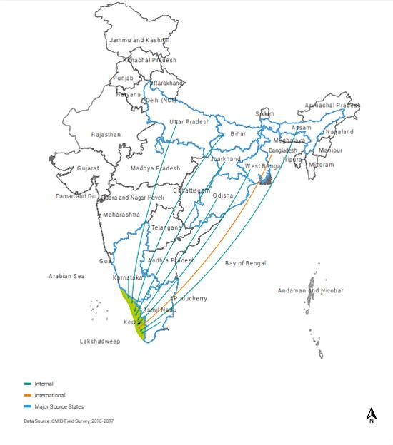 In Kerala Labour Hub, Migrants Face Worst Effects Of Post-Demonetisation Slowdown