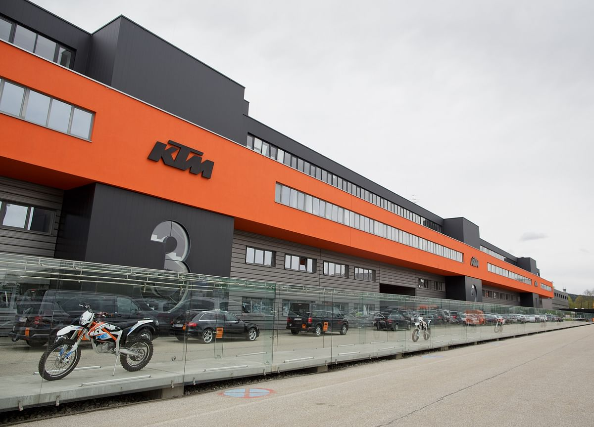Bajaj Auto Looking To Move KTM Stake To Its Parent Company