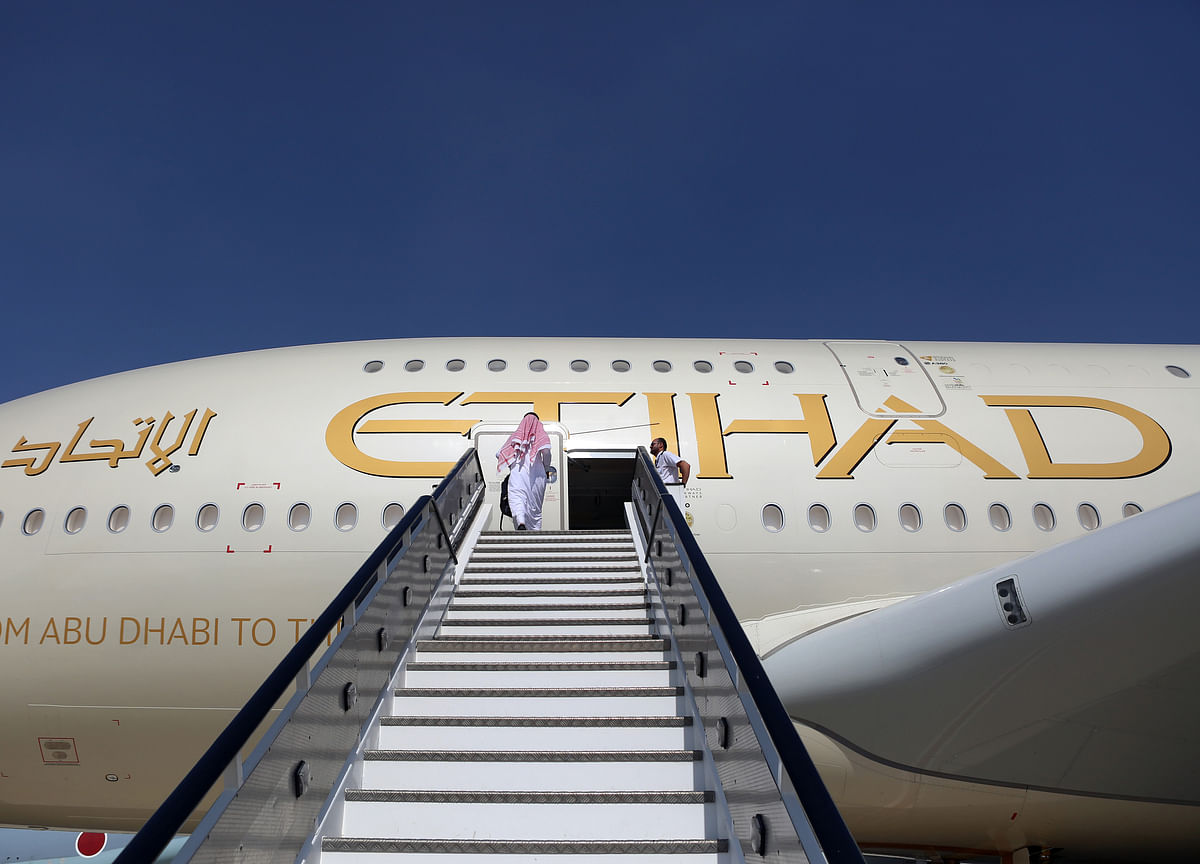 Etihad Woes Deepen as Losses Reach $4.8 Billion in Three Years