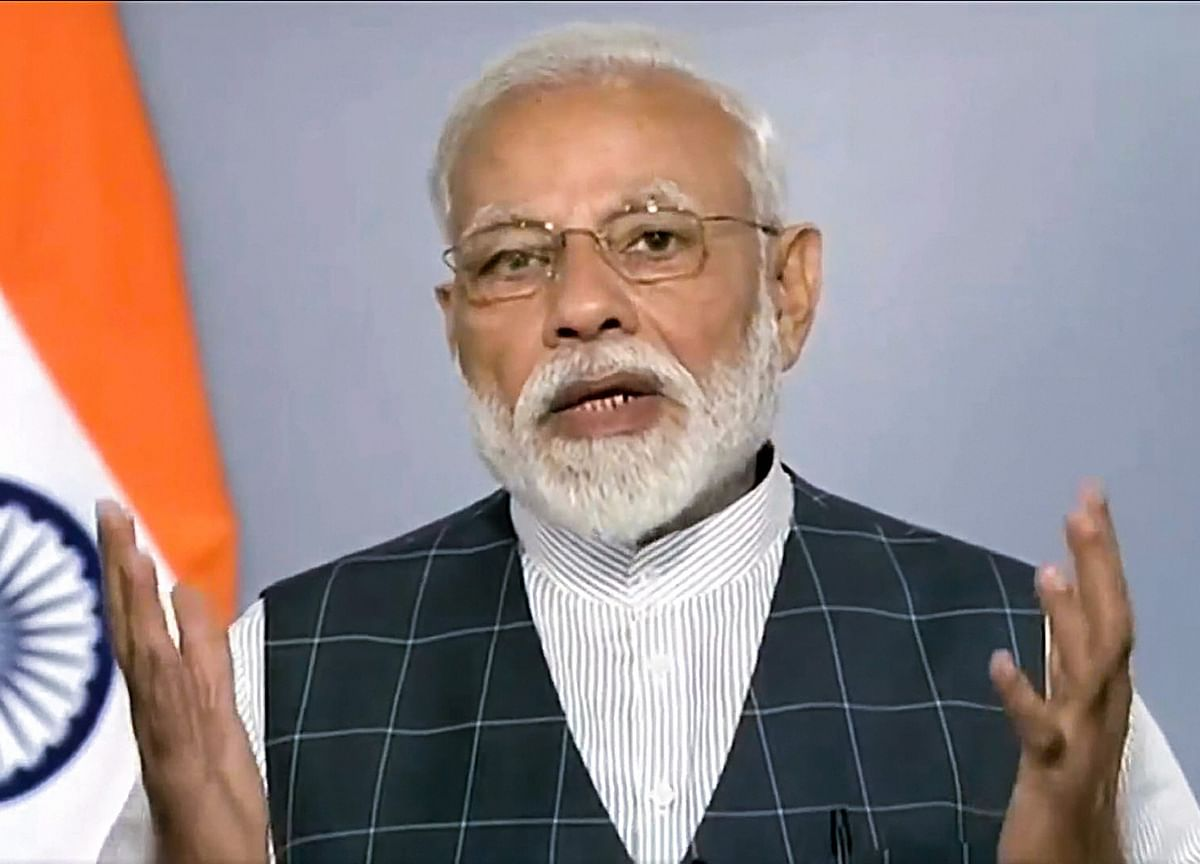 Election Commission To Probe If Modi's Address Violated Model Code Of Conduct