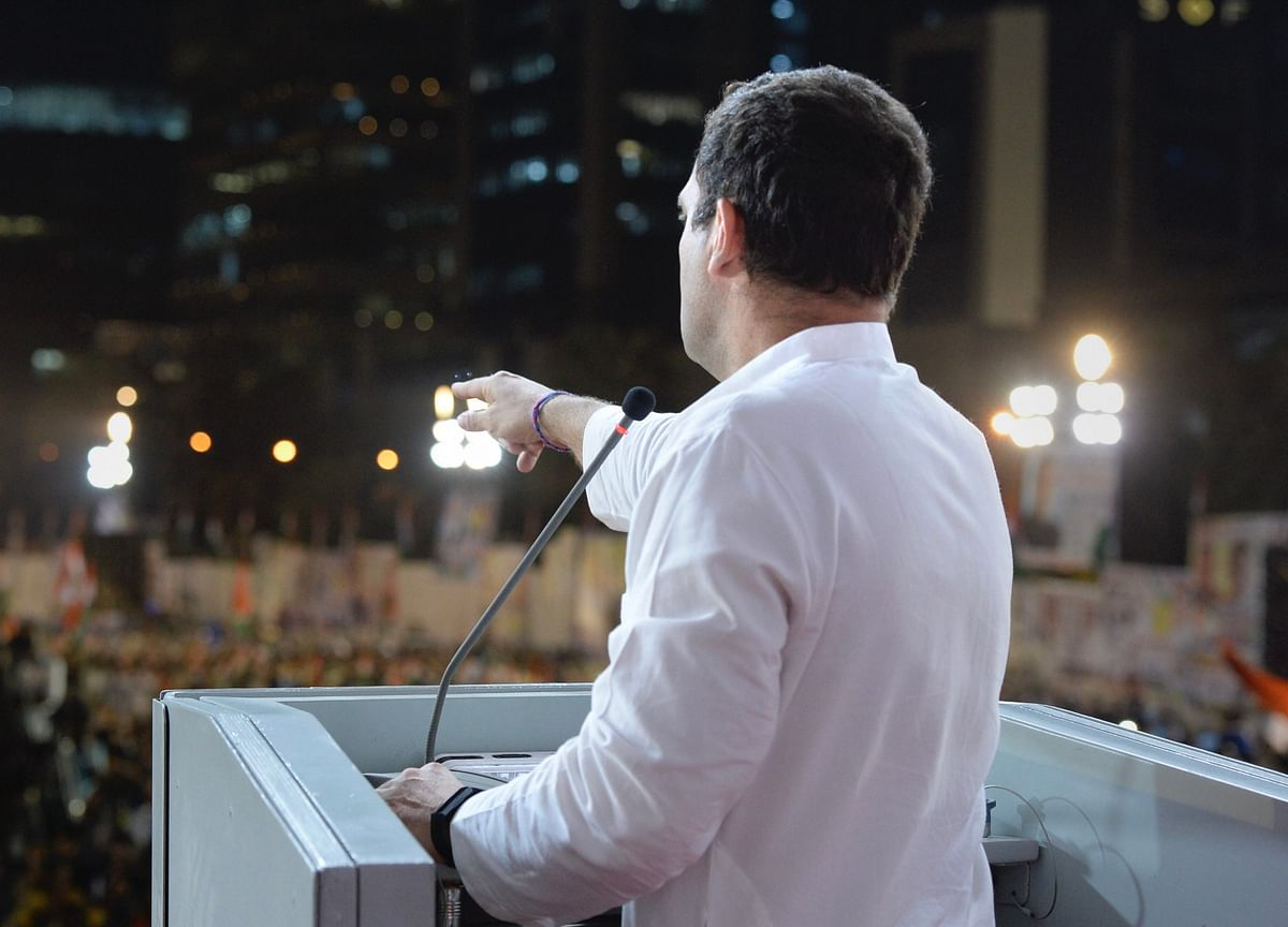 Rahul Gandhi Promises 500-Square-Feet Homes For Mumbai's Slum Dwellers