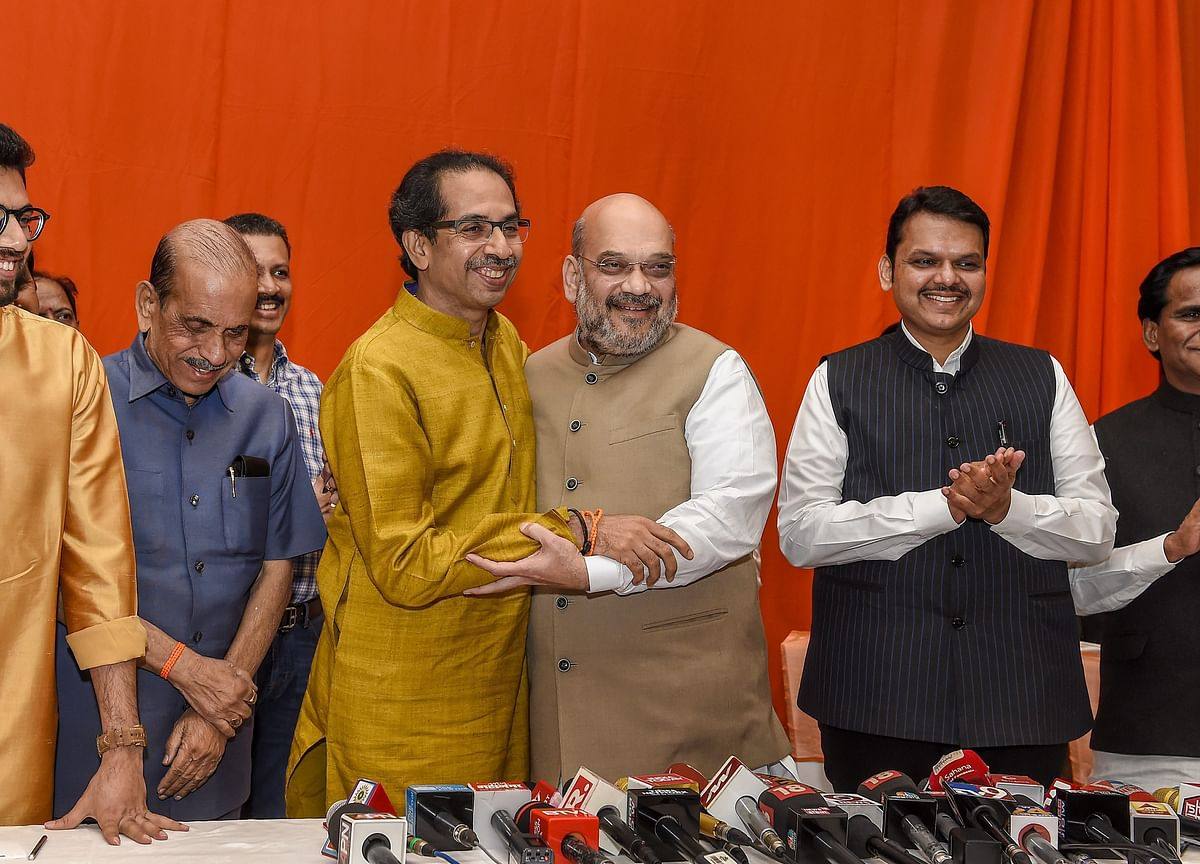 Why The Fight For 48 Lok Sabha Seats In Maharashtra Is Closer Than It Seems