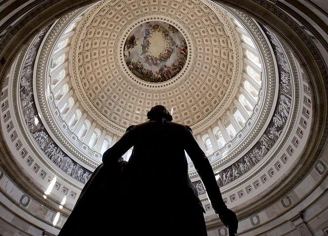 U.S. Budget Deficit Widens 77 Percent