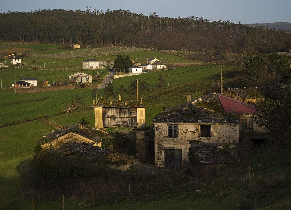 Ghost Villages Are for Sale in Spain