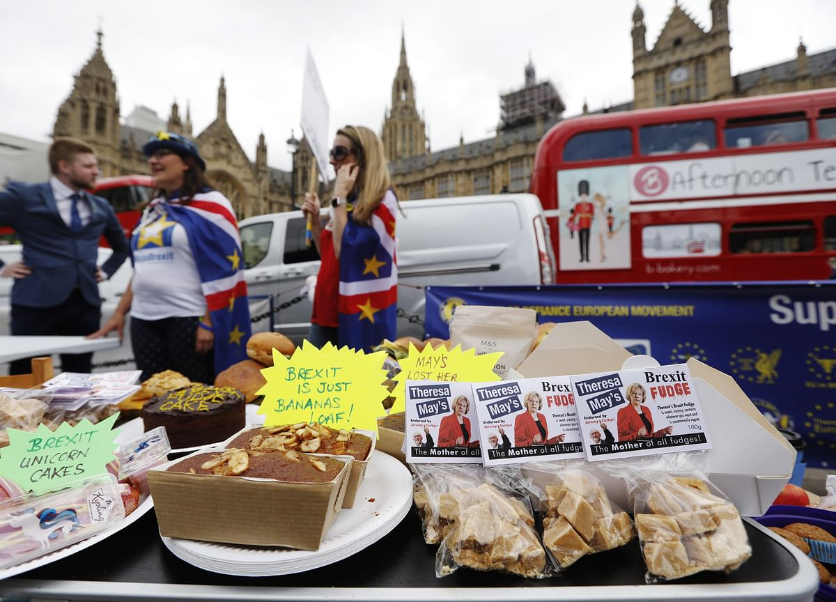 Here's What British People Would Eatin a Worst-Case Brexit