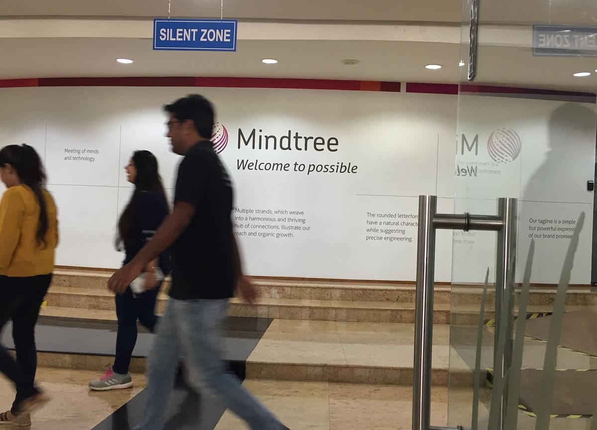 Mindtree Categorises L&T As Promoter With 60.06% Stake
