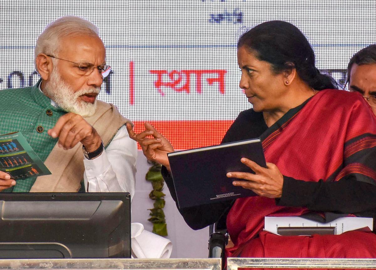 Modi's Key Woman Needs Strongman-Handling Skills