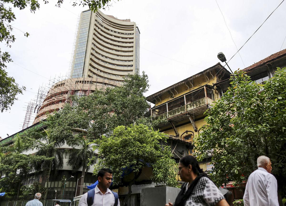 India Sensex at Three-Week High as Investors Focus on Elections