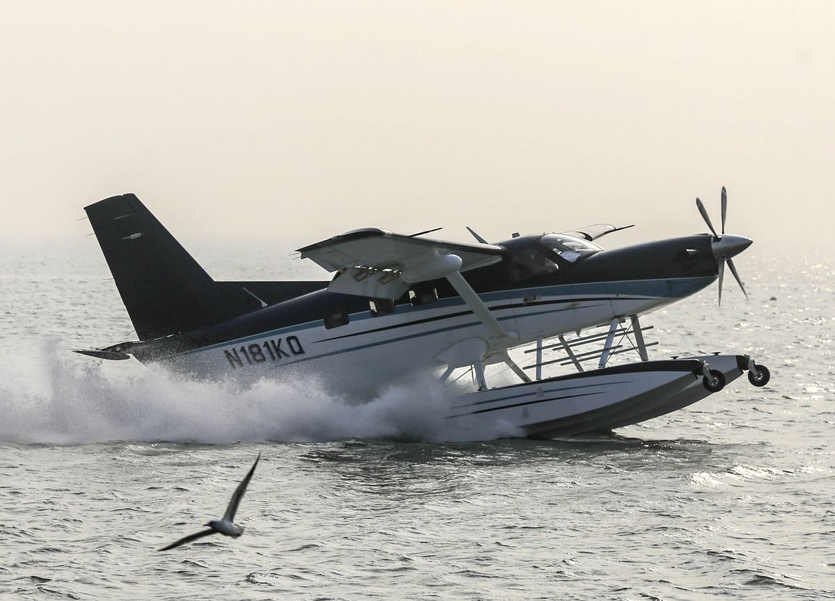 Seaplane Operations To Be A Reality In Andamans Soon
