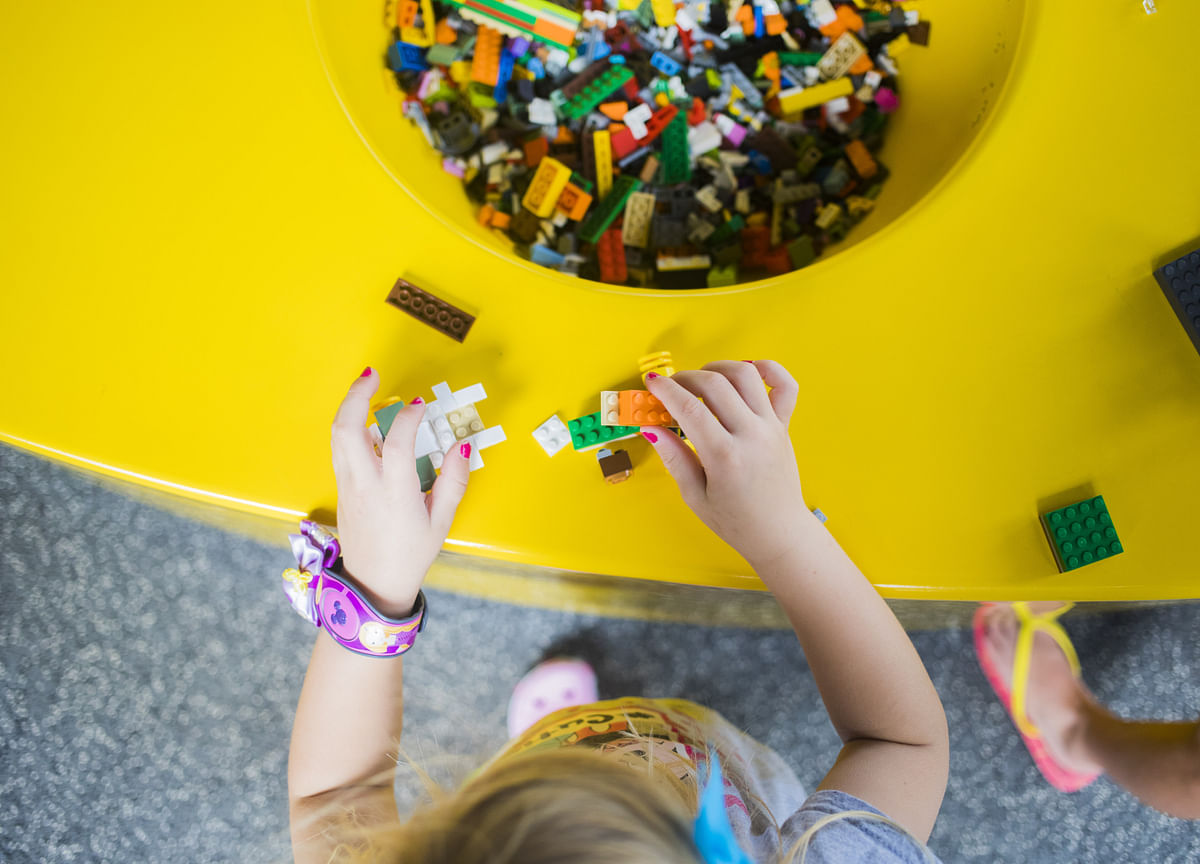 Lego Adapts to Human Behavior That's Wiping Out the Toy Shops