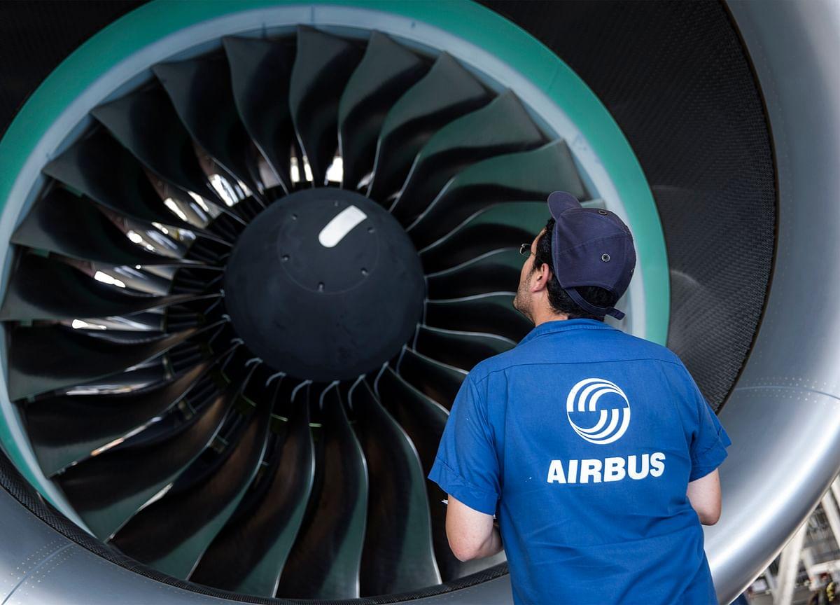 Airbus Wins Virgin Atlantic Order for $4.15 Billion of Airplanes