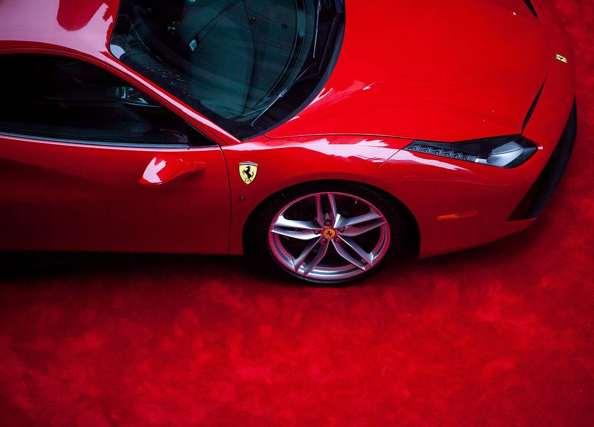 Ferrari Readies a Successor for the Top-Selling 488 Sports Car