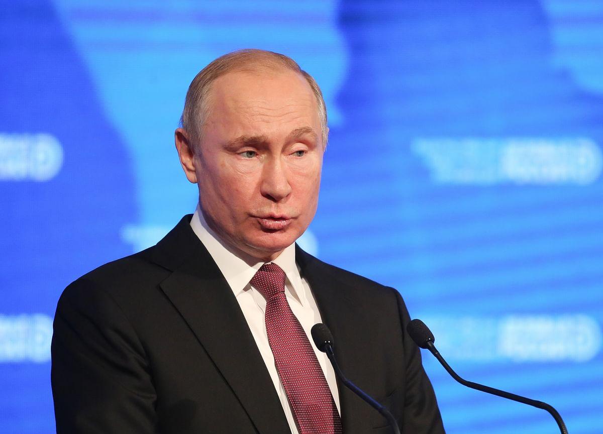 U.S. Cyberattacks May Be Doing Putin a Favor