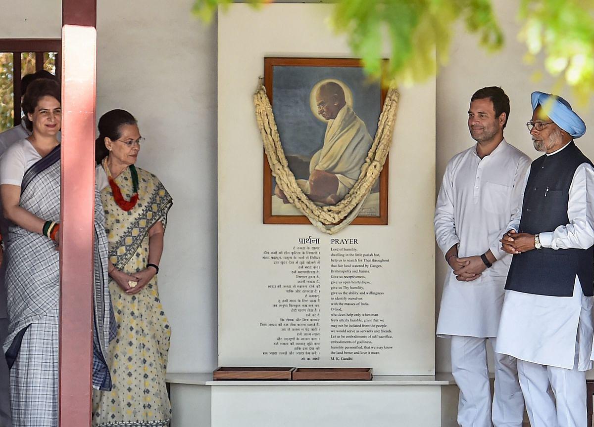 BJP Is No Less 'Dynastic' Than Congress, Lok Sabha Data Indicates