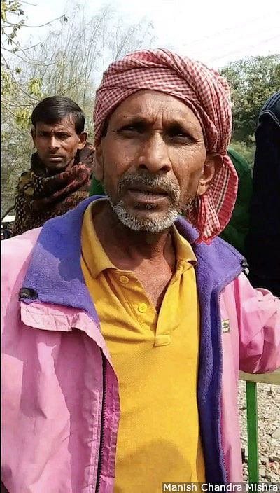 Before demonetisation, Kailash Sisodia, 45, worked 25 days a month for Rs 12,000. Now, he works 14 days and his wife and son must also work to compensate. But the family together earns the same amount he once did.