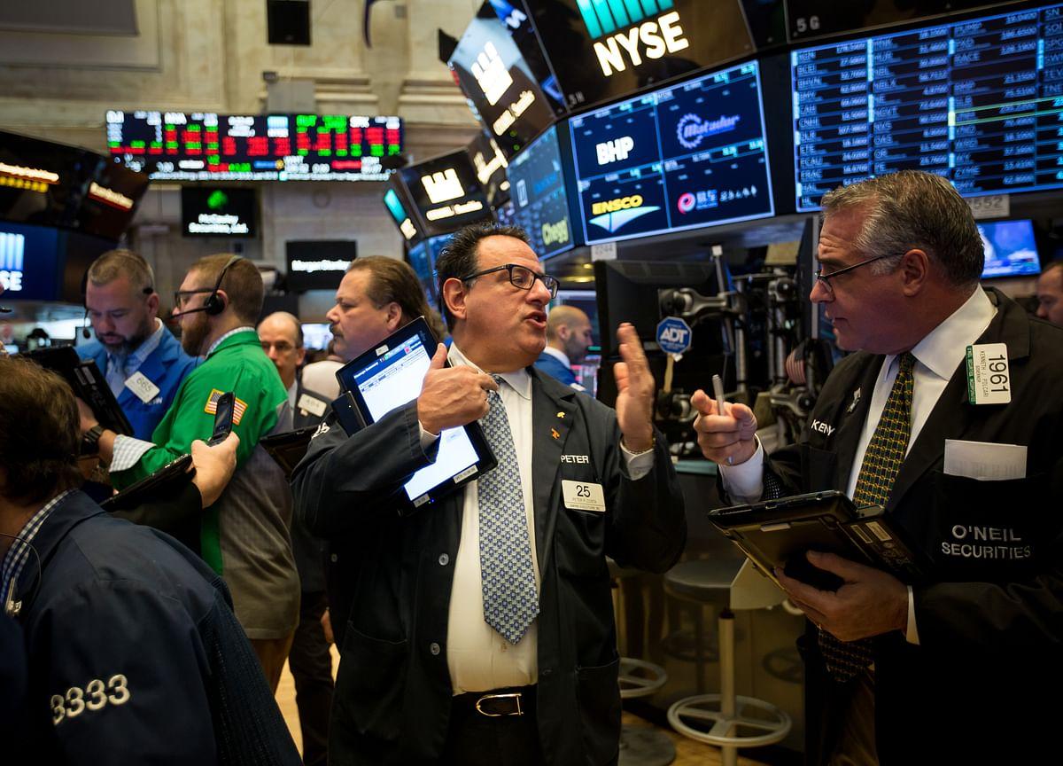 Stocks Rise as Treasury Rally Eases; Pound Slumps: Markets Wrap