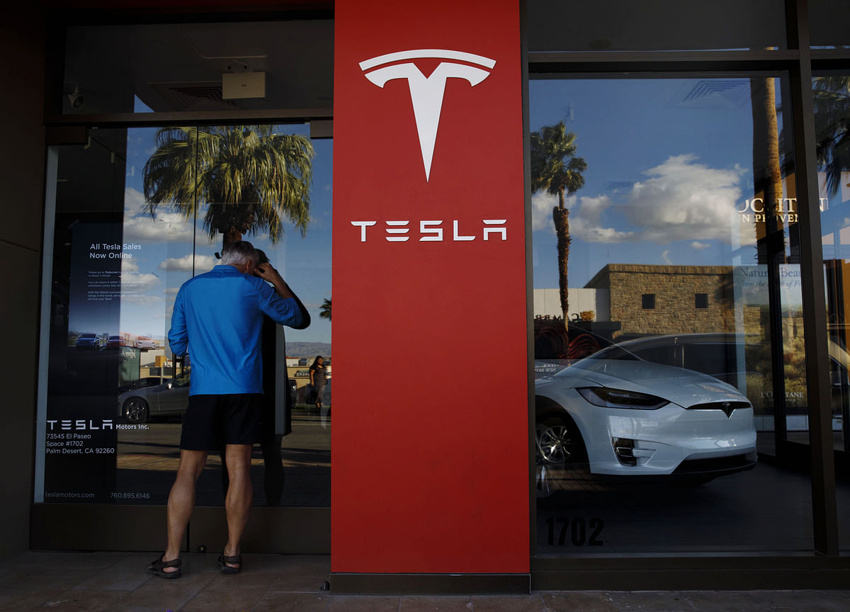 Tesla Is in Talks With Chinese Battery Giant to Power Model 3s Made in China