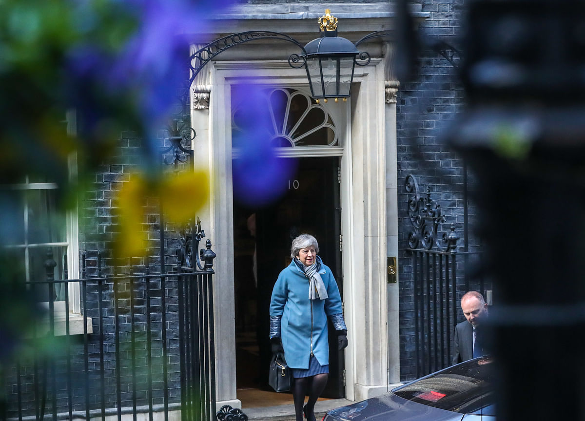 Theresa May: the Servant Prime Minister