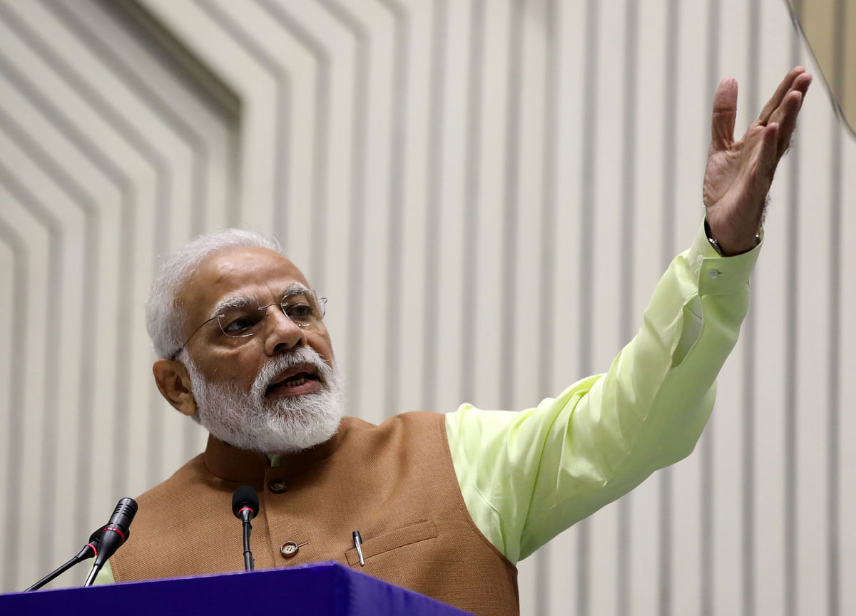 Modi Takes `Muscular' Path on Pakistan as Clamor for Proof Grows