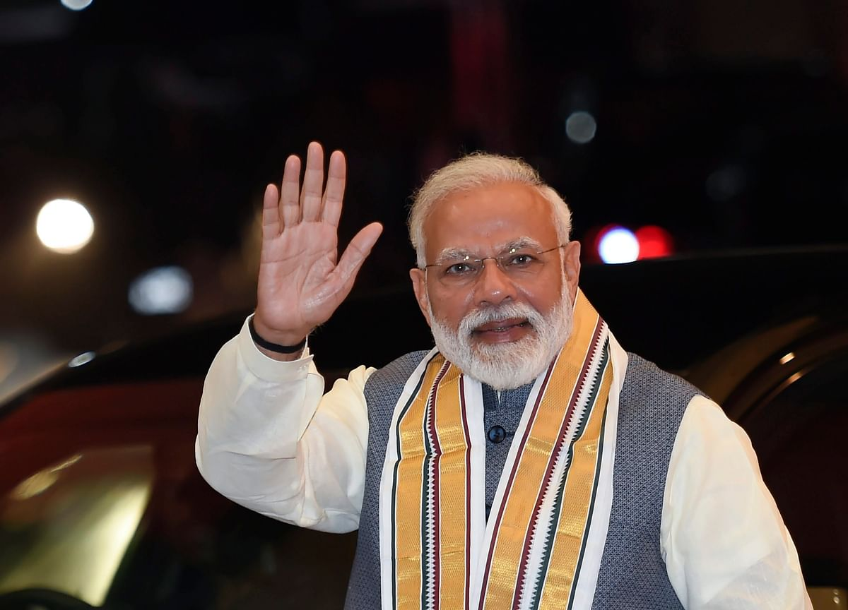 India Now Has The Mechanism To Target Satellites, Says PM Modi