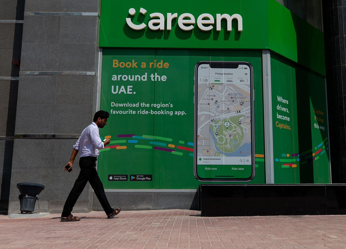 Uber Buys Mideast Rival Careem for $3.1 Billion in Biggest Deal