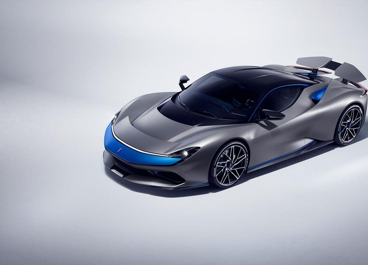 First Drive: The $2.2 Million Pininfarina Battista Electric Hypercar