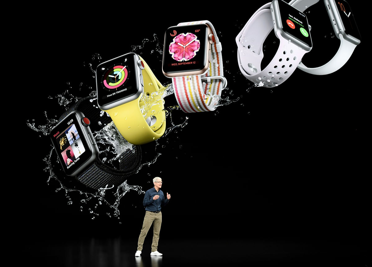 Cook Says Apple Is 'Rolling the Dice' on Future Products