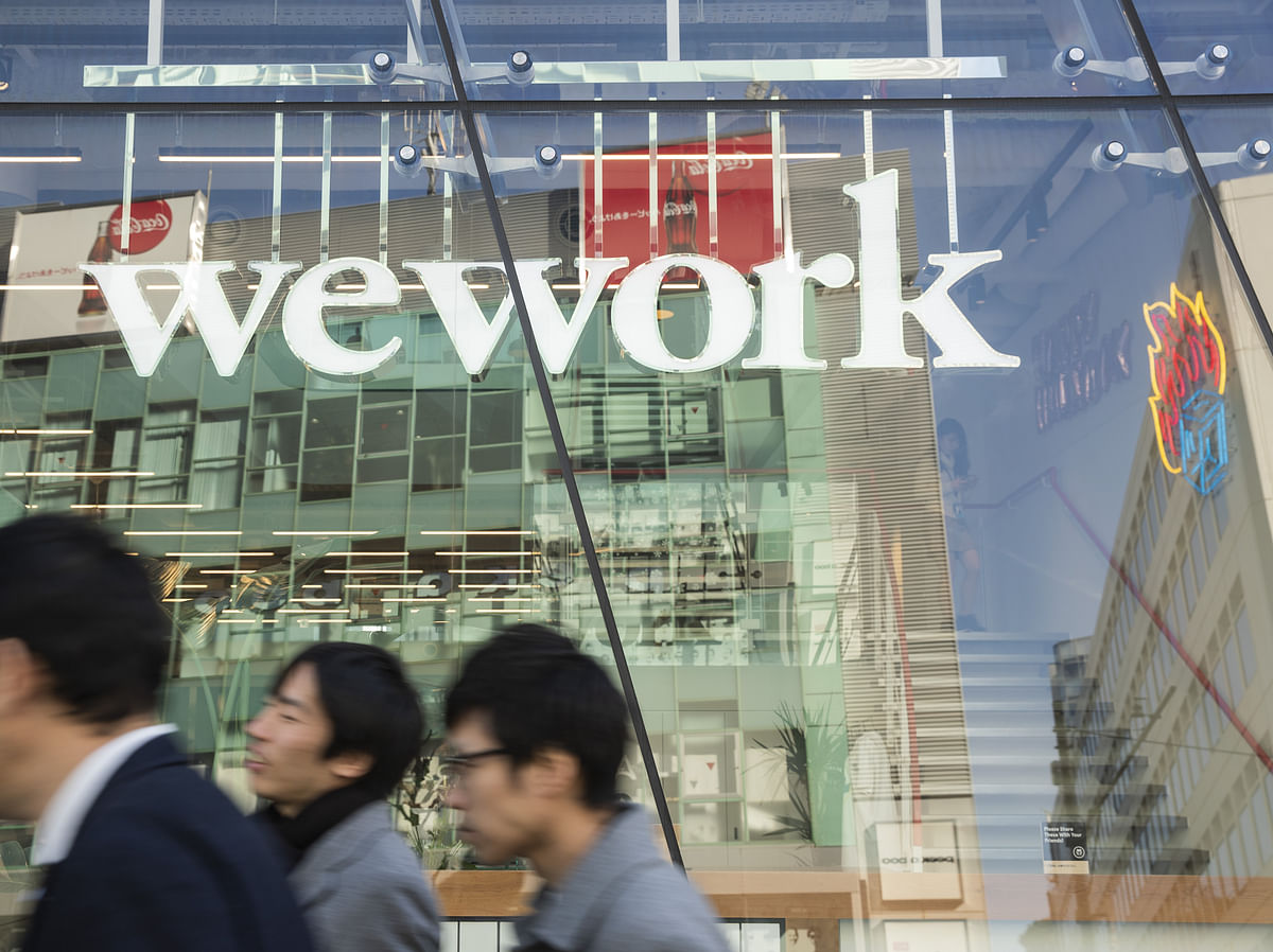 WeWork's Extreme Growth Model Is Worrying European Bankers