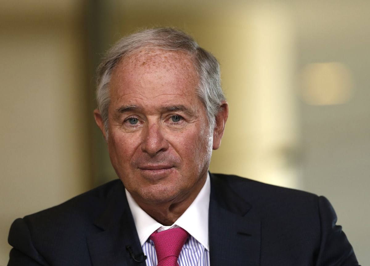 Blackstone's Schwarzman Collects $568 Million in Dividends, Pay