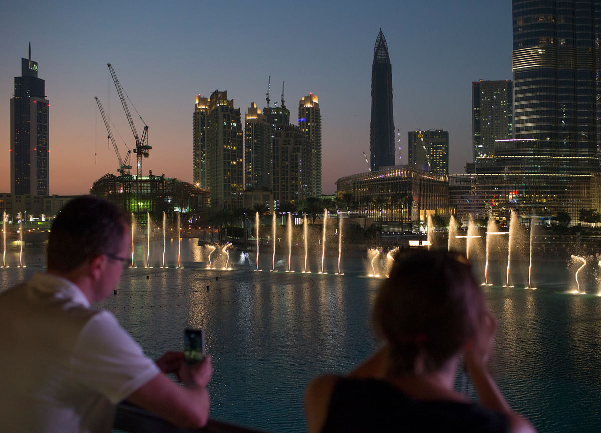 Dubai's Long-Awaited Stats Show Economic Growth Slowed Below 2%