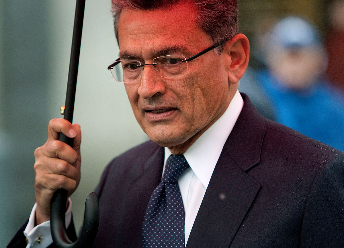 Finance People Will Eat You for Lunch, Rajat Gupta's Wife Warned