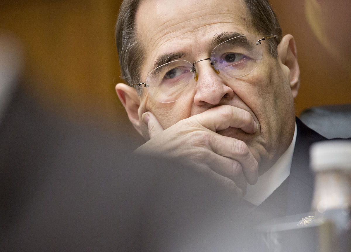 Top Judiciary Democrat Says He Wants Barr to Explain Conclusions