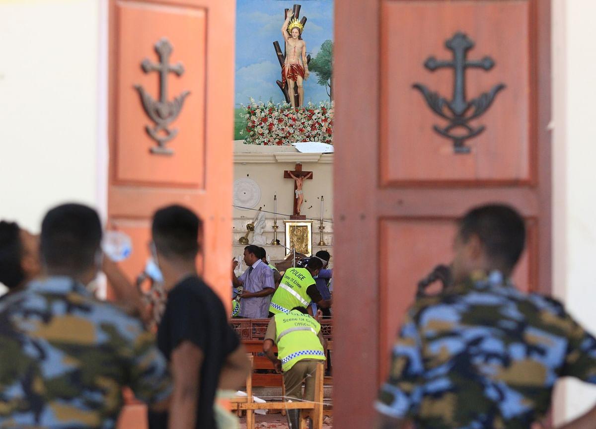 Sri Lanka Should 'Rise Above'Politics After Blasts, U.S. Envoy Says