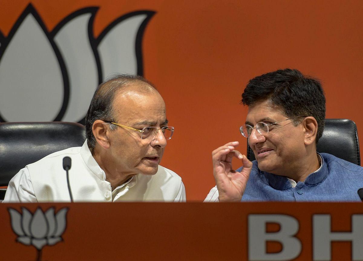 BJP Launches Campaign Theme With 'Phir Ek Baar, Modi Sarkaar'