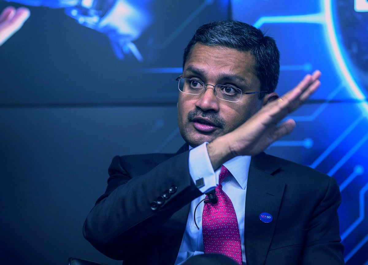 What's The Tech Transformation TCS CEO Rajesh Gopinathan Is Talking About