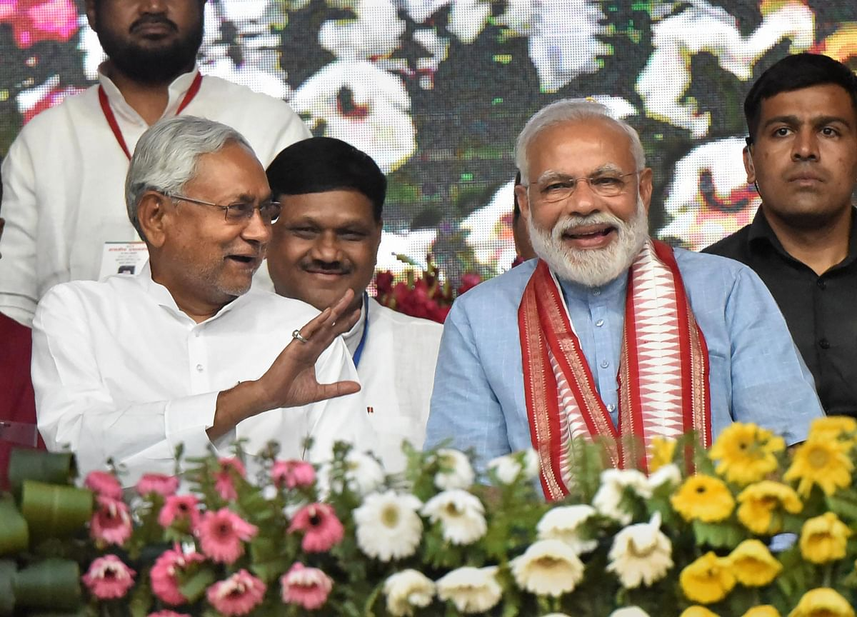 Elections 2019 'State Of Play': Advantage Modi-Nitish Courtesy Lenient Lalu?