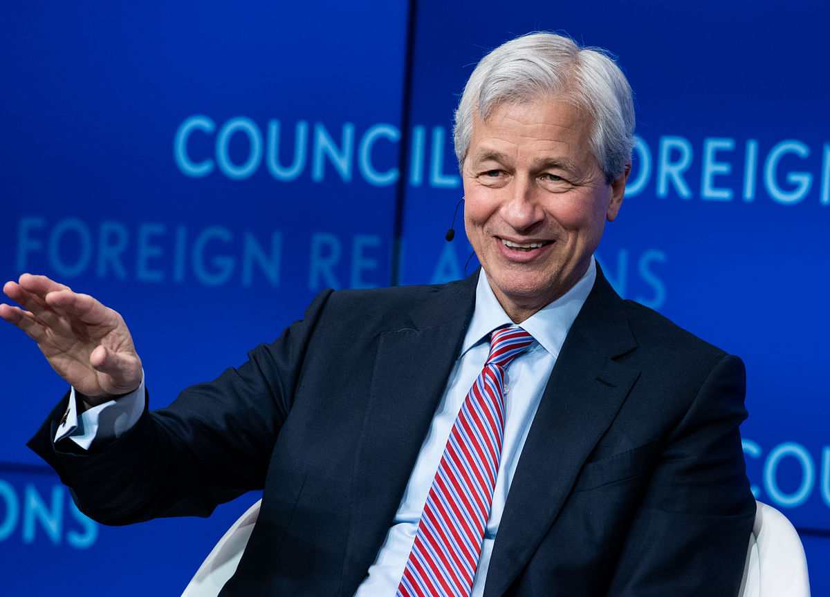 Wall Street Has a Plan for Angry Lawmakers: Let Jamie Dimon Take Over