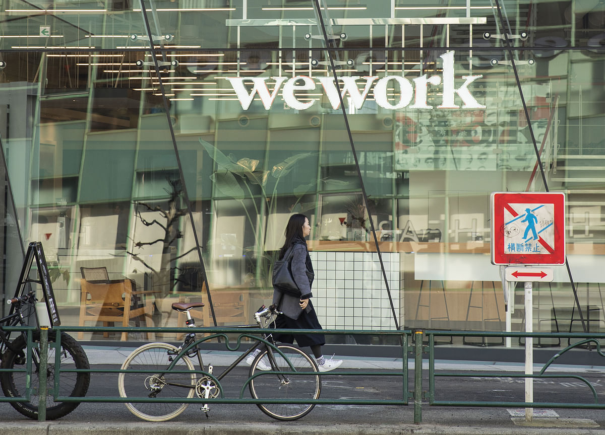 WeWork Names New Head of Japan Operations After Management Purge