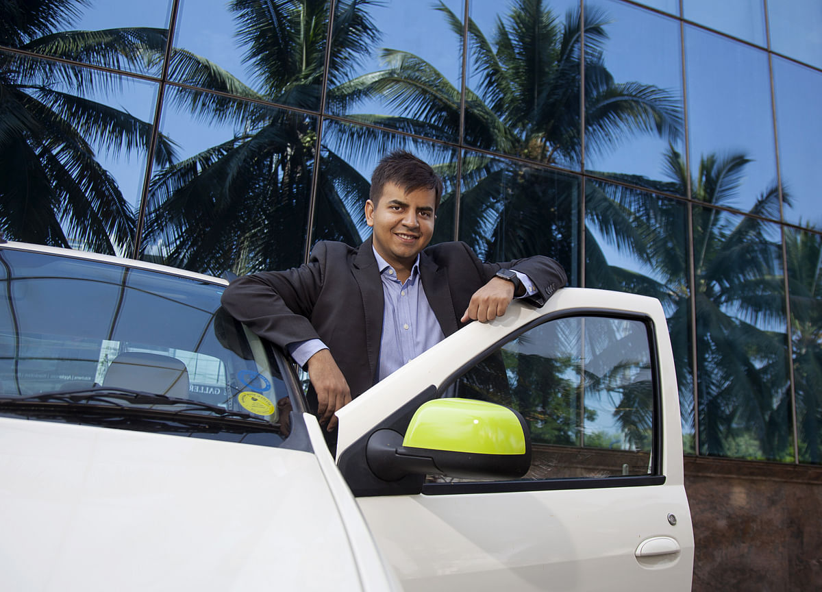 Ride-Hailing Firm Ola Said to Pick Banks for $1 Billion IPO