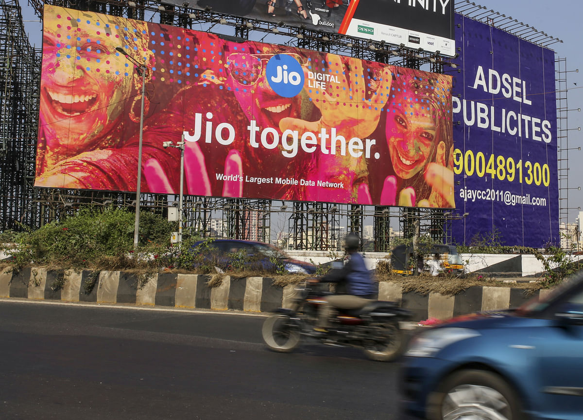 SoftBank May Invest In Jio As Mukesh Ambani Deleverages Business