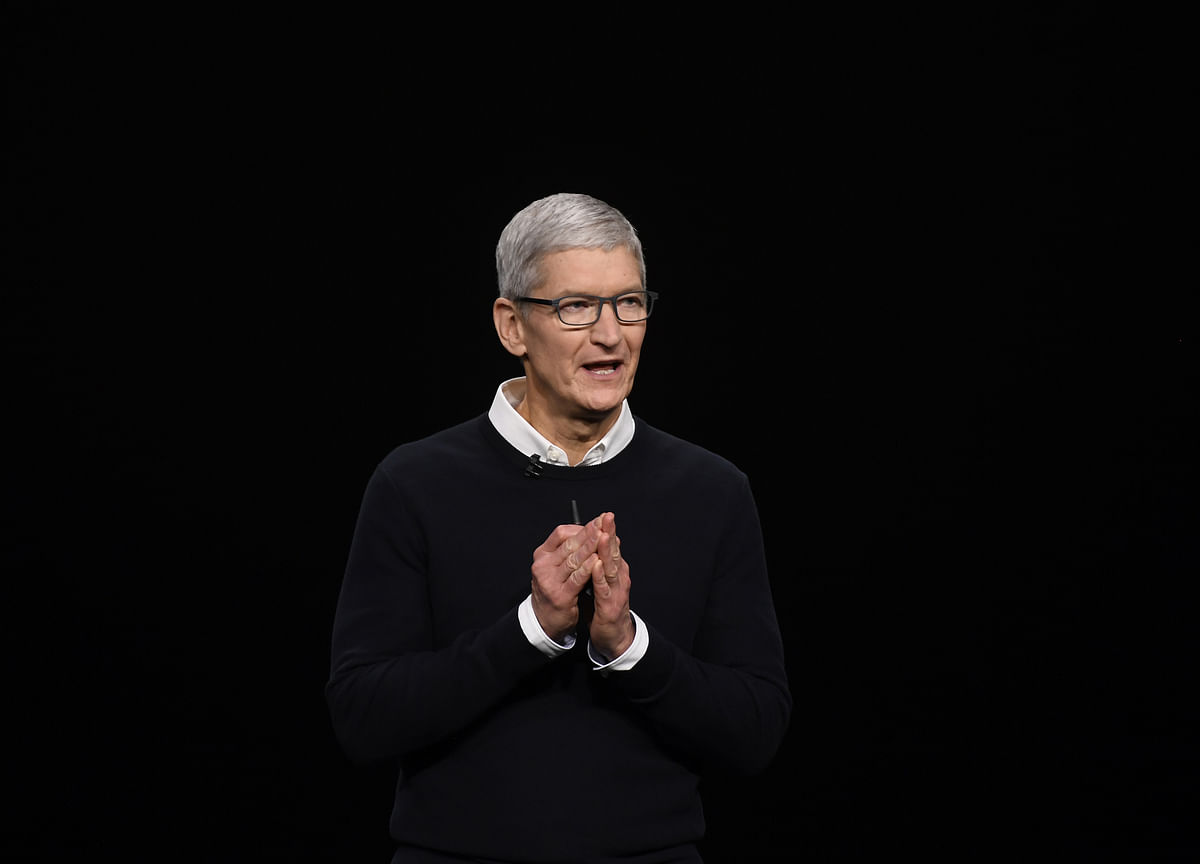 Apple's M&A Chief Now Reports to Tim Cook as Calls Grow for a Big Deal